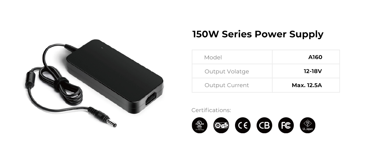 Desktop 150W Series Power Supply
