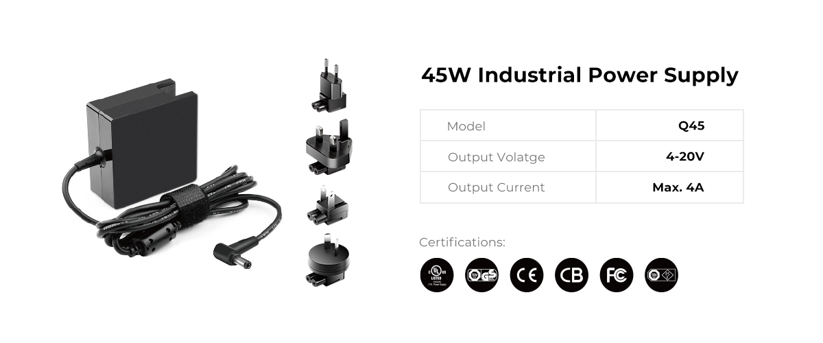 45W Industrial Power Supply